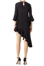 Black Hazel Dress by Alexis
