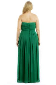 Go For It Gown by Badgley Mischka