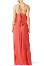 Haely Maxi Dress by BCBGMAXAZRIA