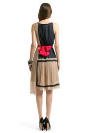 Color Block Perfection Dress by BCBGMAXAZRIA
