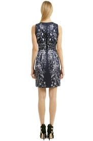 Galactic Blossom Dress by Matthew Williamson