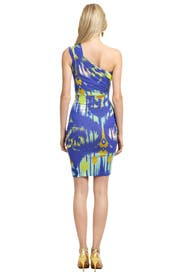 Sipping Pina Colada Dress by Matthew Williamson