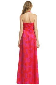 Oahu Flower Maxi by Issa