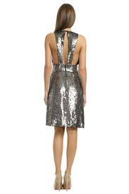 Windsorcourt Keyhole Dress by Milly