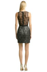 Chrome Lace Sheath by Sachin & Babi