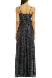 Arabian Night Sandstorm Maxi by Lilly Pulitzer