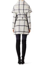 White Sammy Coat by Waverly Grey