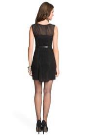 Charlotte Chiffon Combo Dress by Philosophy di Lorenzo Serafini