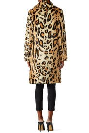 Miss Cindy Faux Overcoat by Show Me Your Mumu