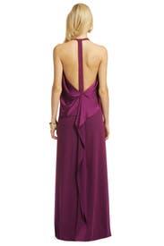Sexy Back Gown by Diane von Furstenberg