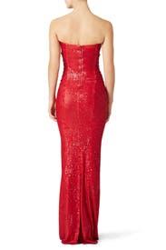 Gemma Gown by Donna Karan New York