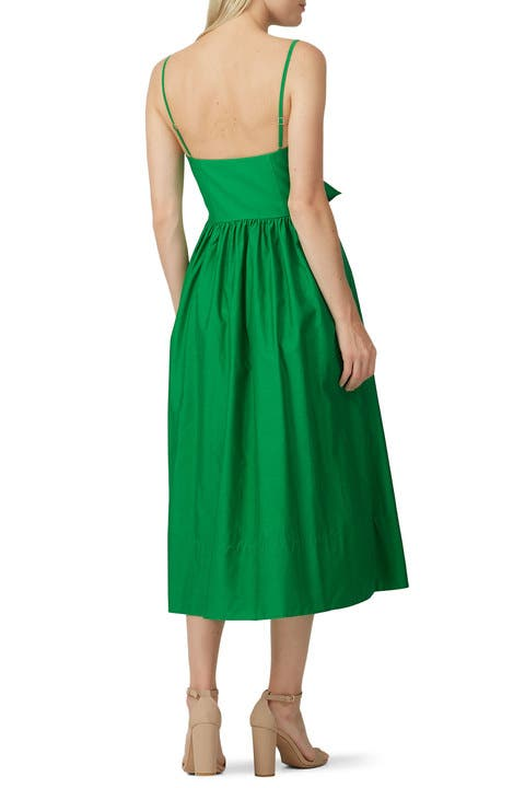 6c22313c Desert Palm Tie Front Dress by kate spade new york for $65 | Rent the Runway