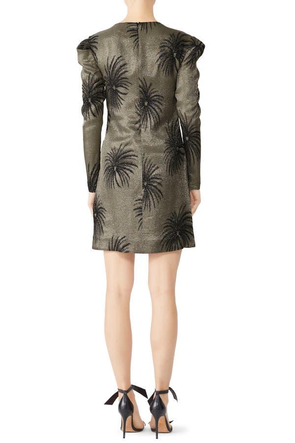 dde1c2dca Tuck Shoulder Shift Dress by Victoria Victoria Beckham for $125 | Rent the  Runway