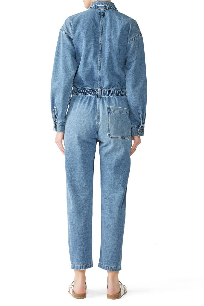 cfc998b26 Marta Denim Jumpsuit by Citizens Of Humanity for $65 | Rent the Runway