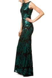 Ivy Gown by Badgley Mischka