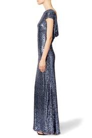 Crisp Evening Gown by Badgley Mischka