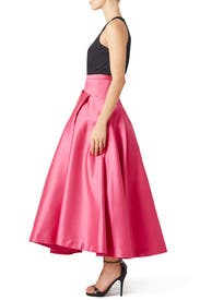 Pink Romano Skirt by TY-LR