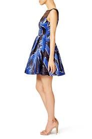 Brushstroke Dress by Parker