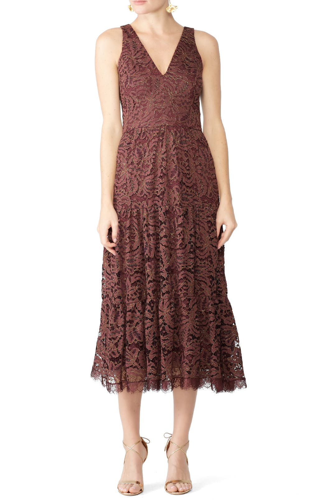 d3c8d9e1c9b Madelyn Midi Dress by Dress The Population for  35