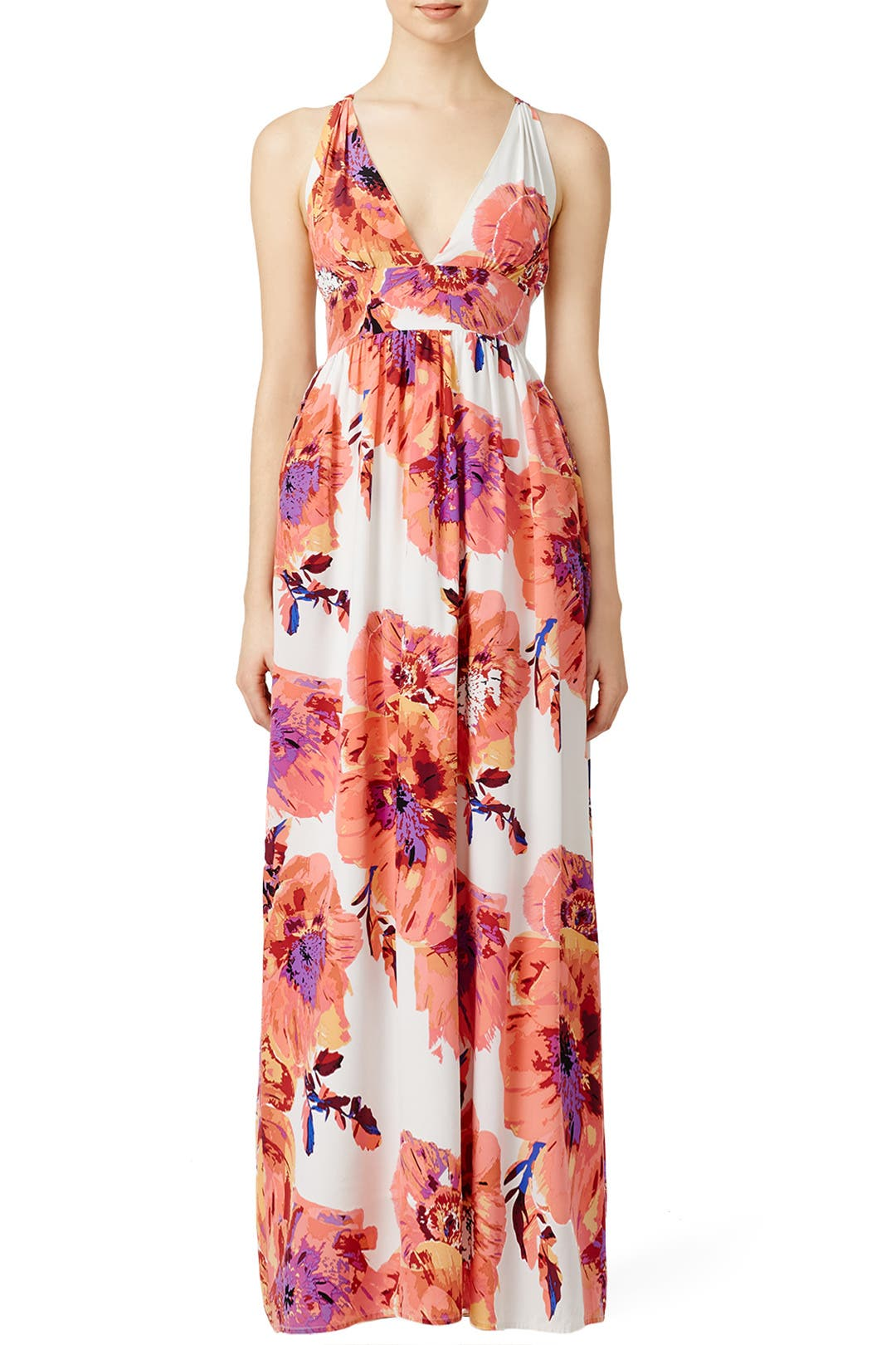Floral Cabo Maxi Dress by Yumi