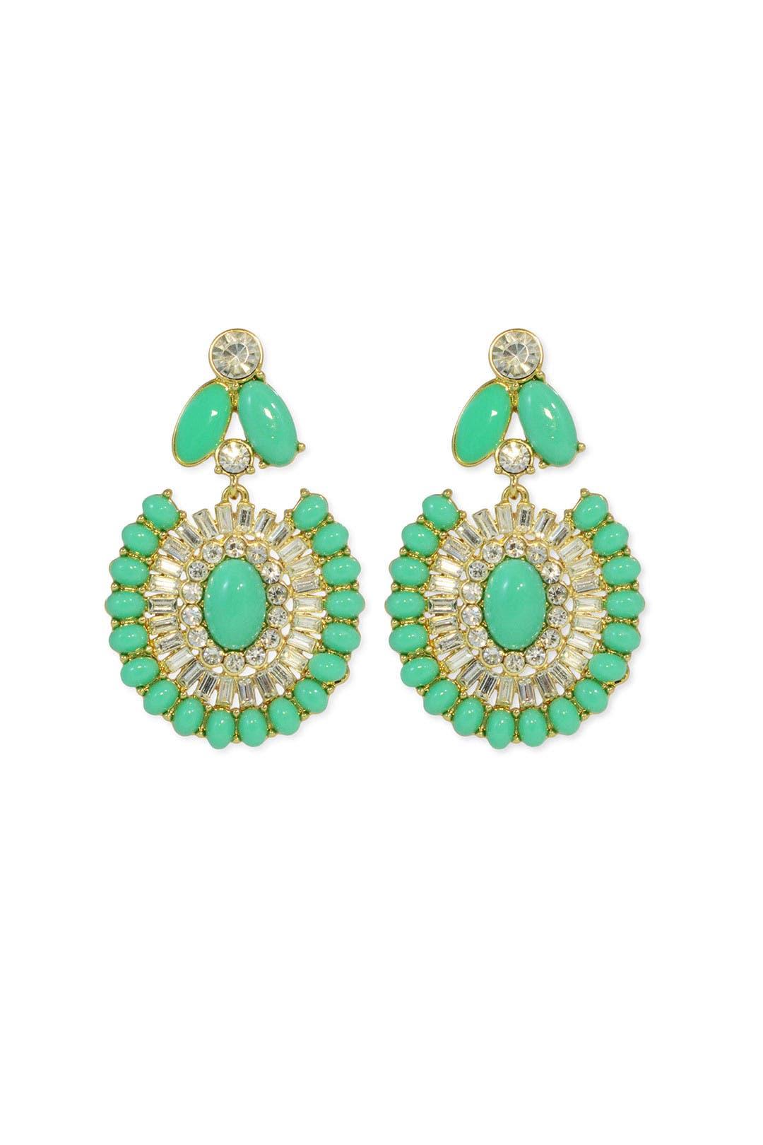 Bright Beryl Earrings by kate spade new york accessories