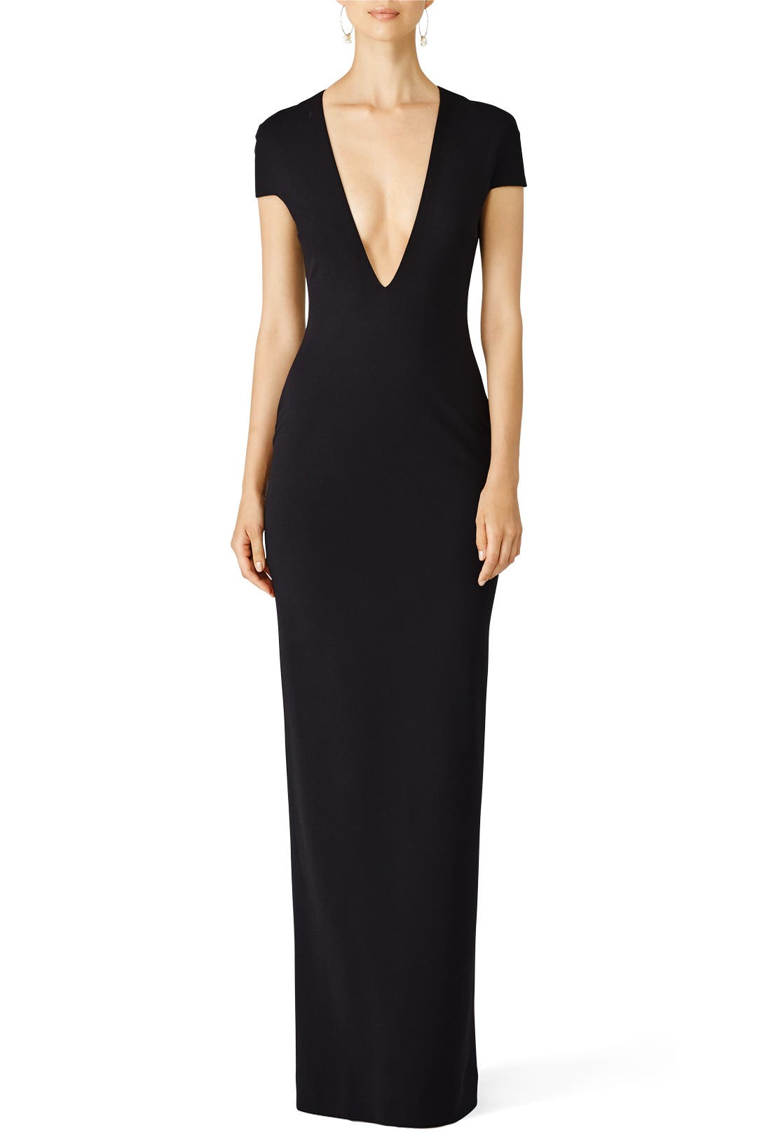 Black mason gown by solace london for 75 90 rent the for Rent wedding dress london