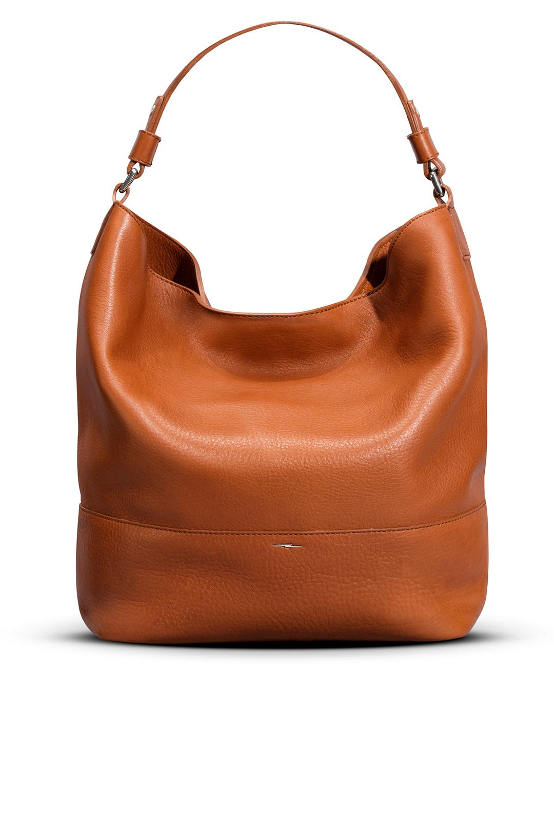 Tan Relaxed Hobo by Shinola for $150 | Rent the Runway