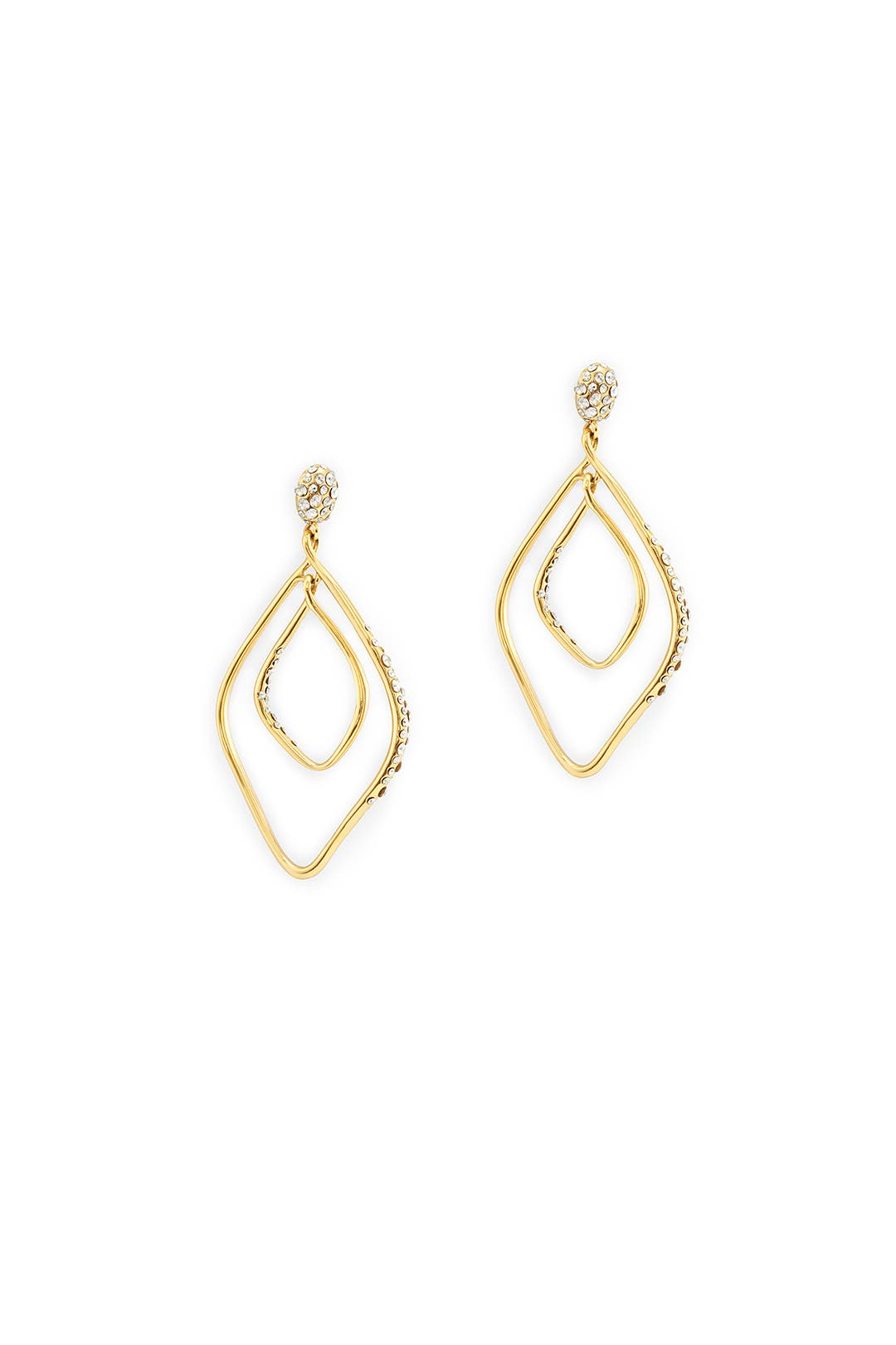Seeing Double Earrings by Alexis Bittar
