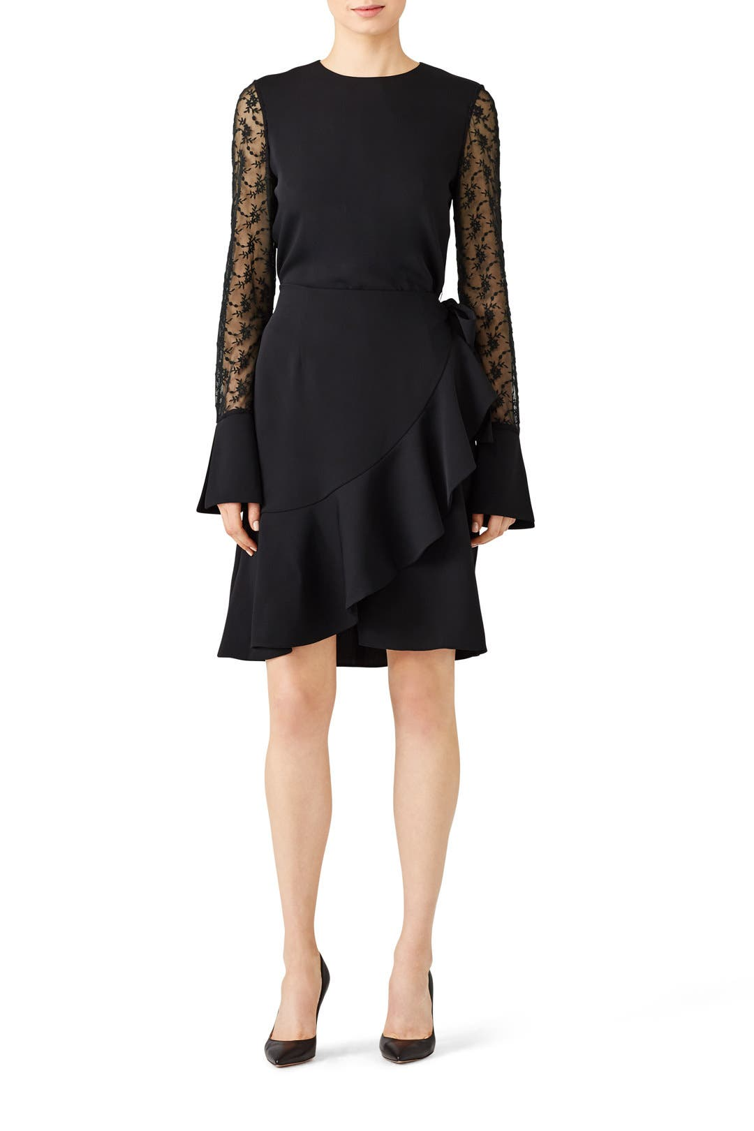 Carrie Lace Dress By Goen J For 110 Rent The Runway