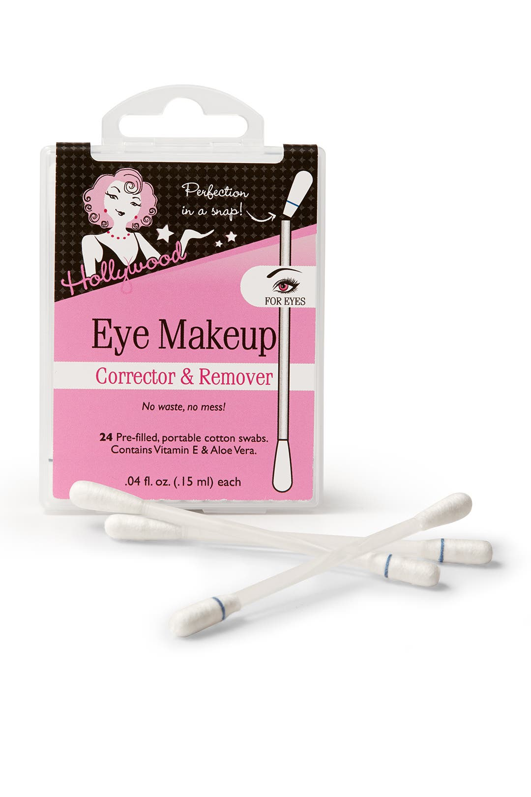 Eye Makeup Remover by Hollywood Fashion Tape