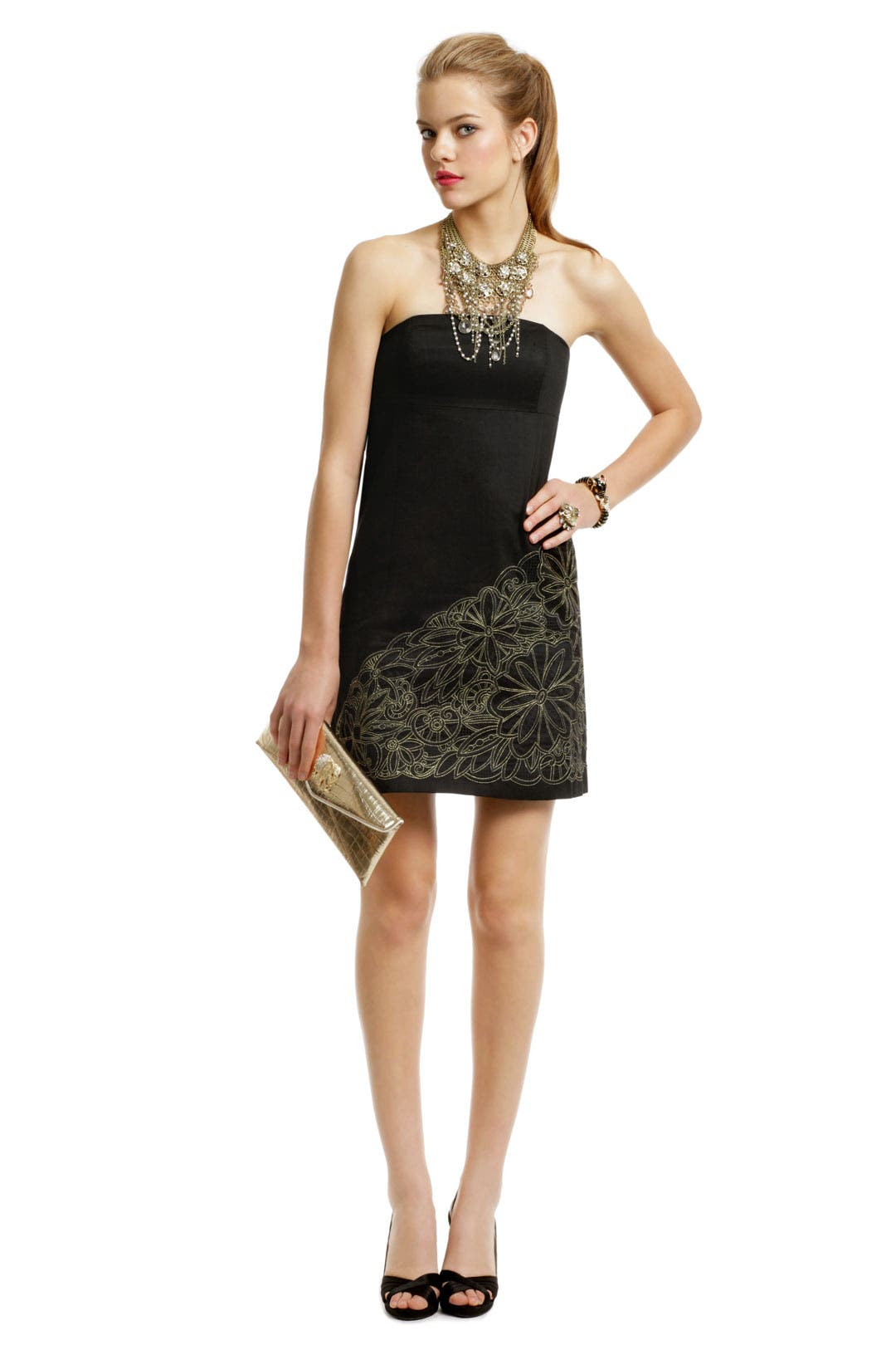 Black Bowen Dress by Lilly Pulitzer