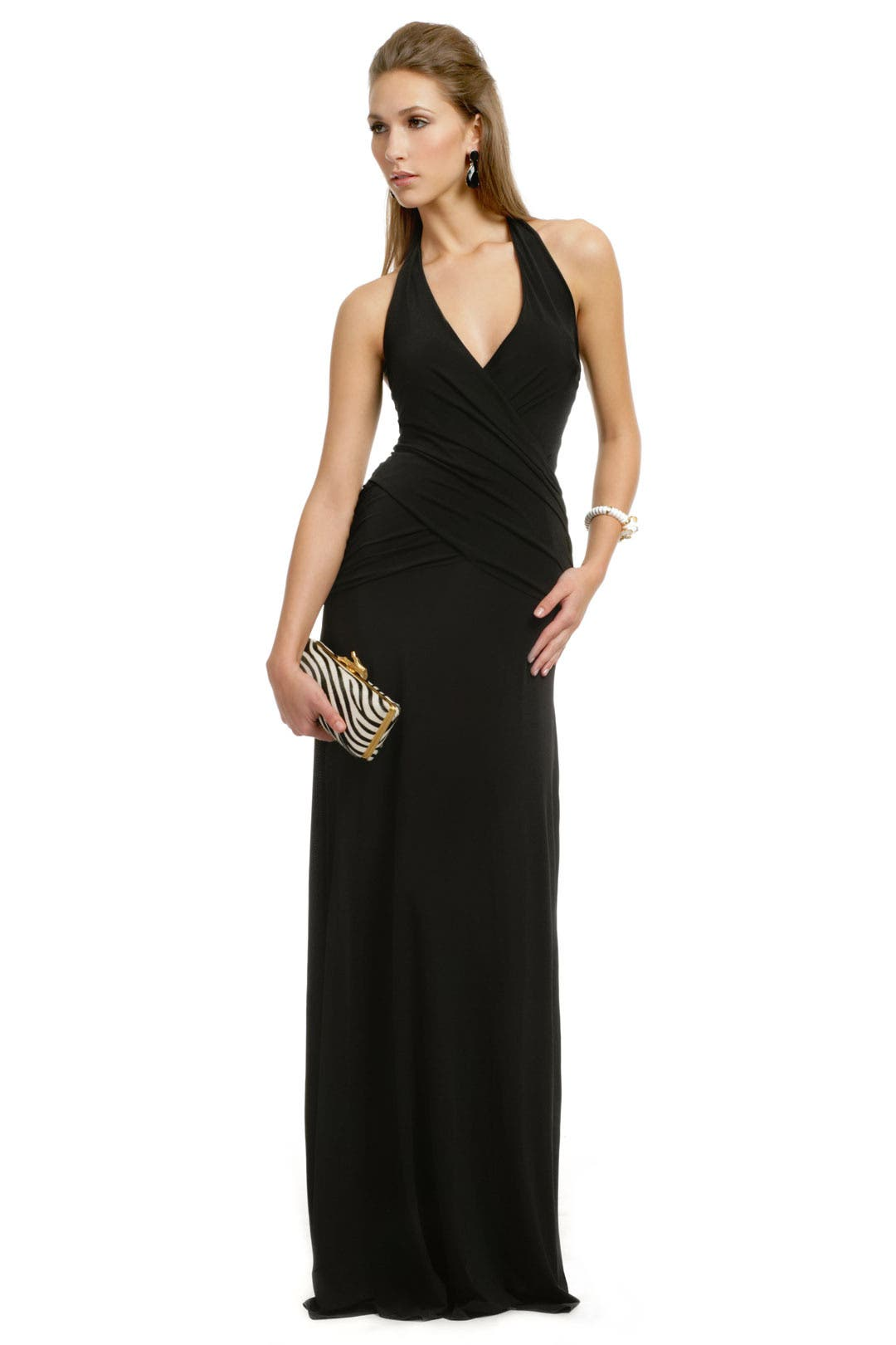 Catarina Bombshell Gown by Carlos Miele