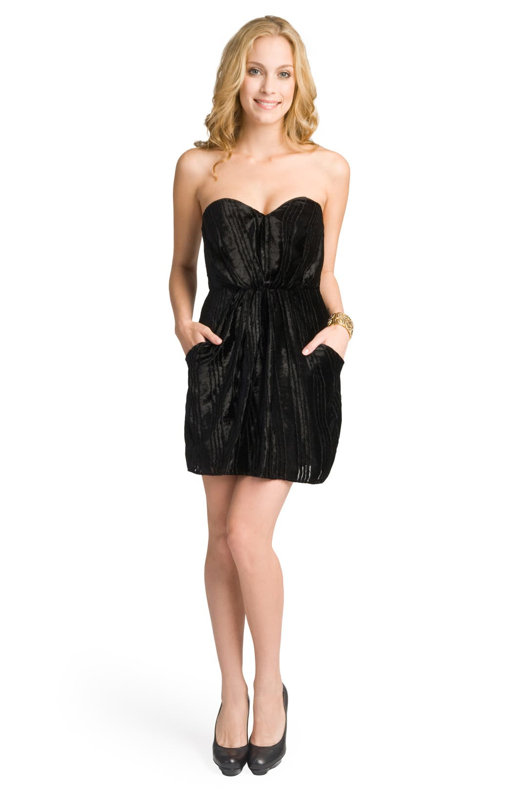 Victorious Velvet Dress by Twelfth Street by Cynthia Vincent