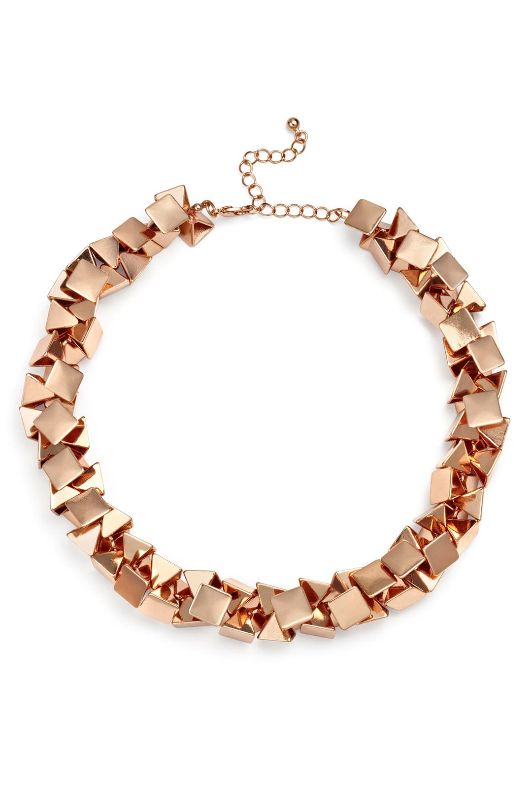 Copper Rubix Necklace by Slate & Willow Accessories