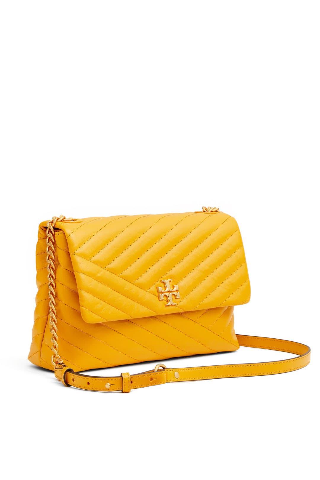 eccc1659d246 Tory Burch Accessories. Read Reviews. Kira Chevron Flap Shoulder Bag