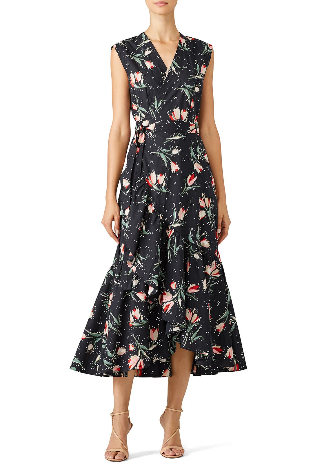 6530efc5 Ikat Wrap Dress by Rebecca Taylor for $85 - $95 | Rent the Runway