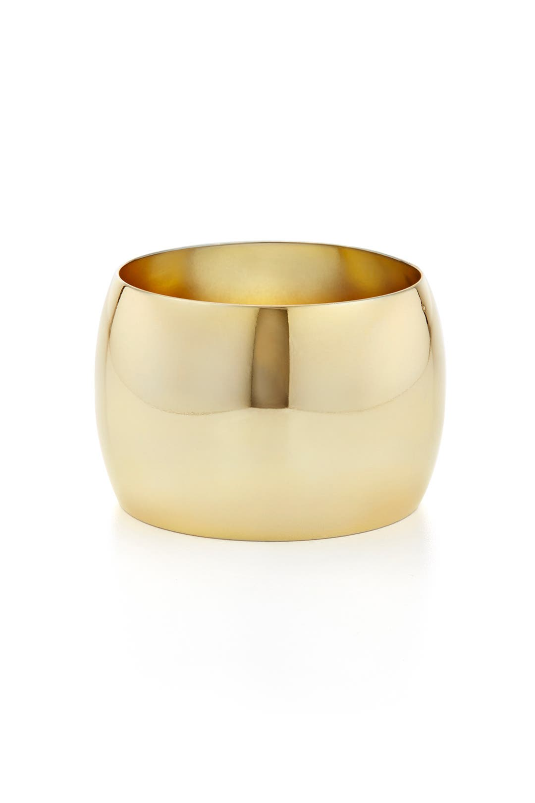 Gold Dome Bangle by AV Max