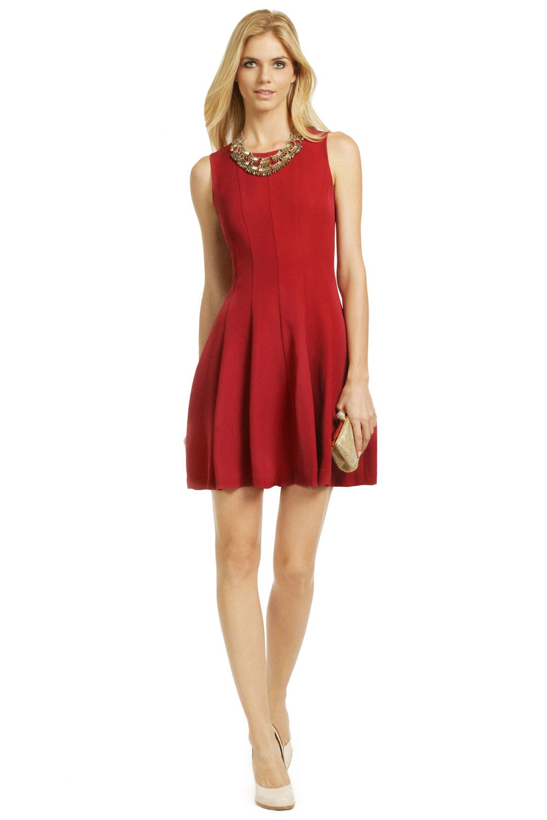 Mad Crushing On You Dress by Theory