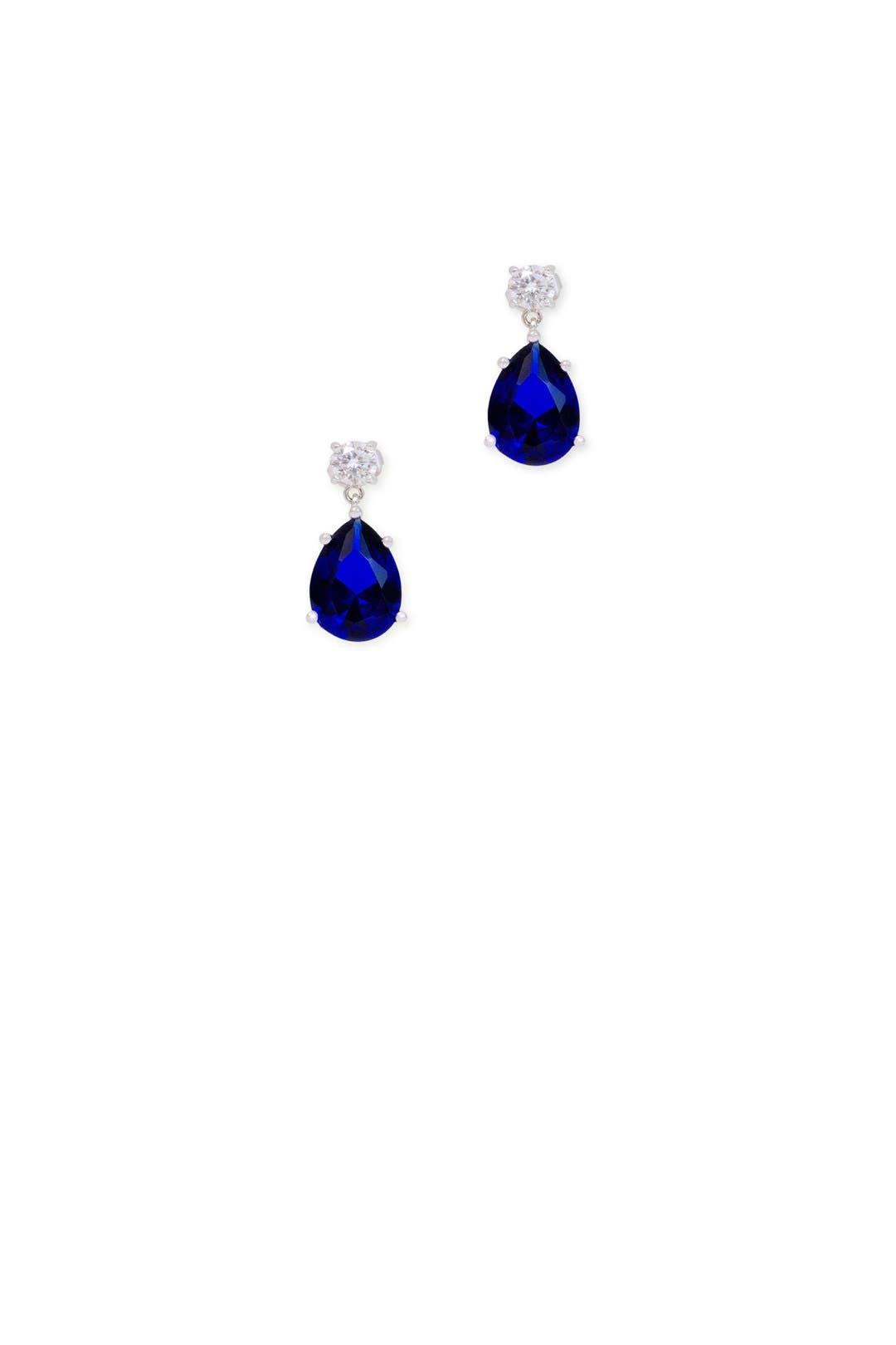 Blue Skies Drop Earrings by Kenneth Jay Lane