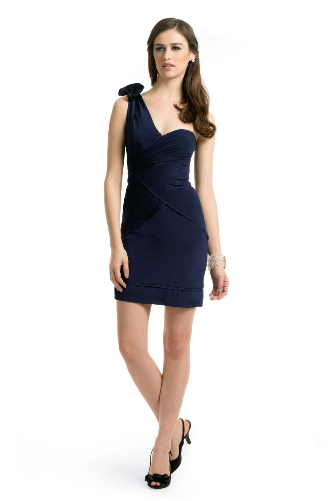 Midnight Fever Dress by Nicole Miller