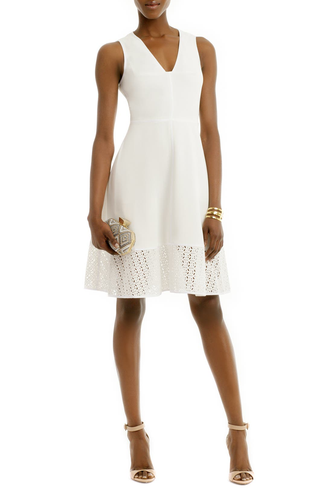 Eye to Eye Dress by Rachel Roy