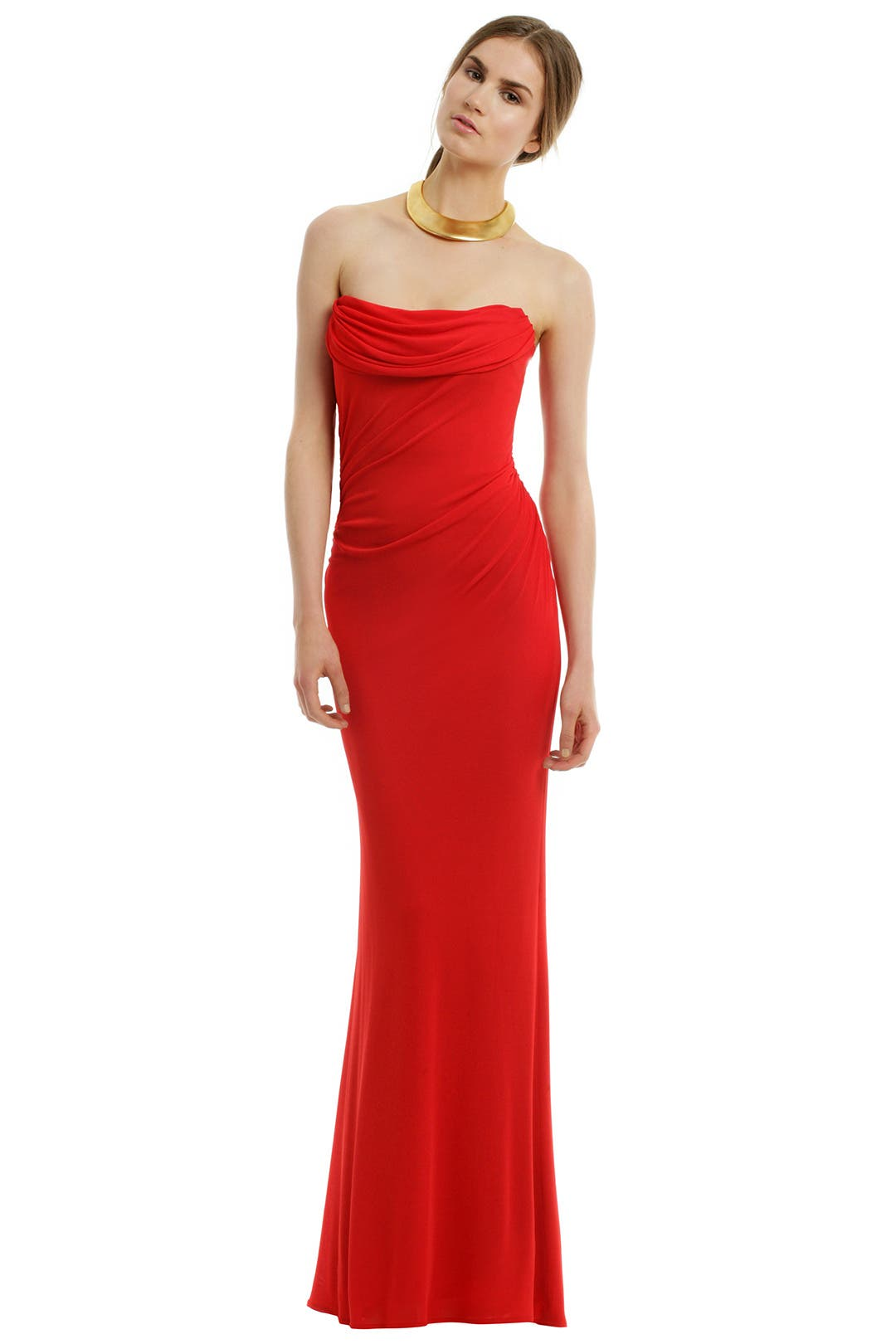 Phoenix Rising Gown by David Meister for $80 | Rent the Runway