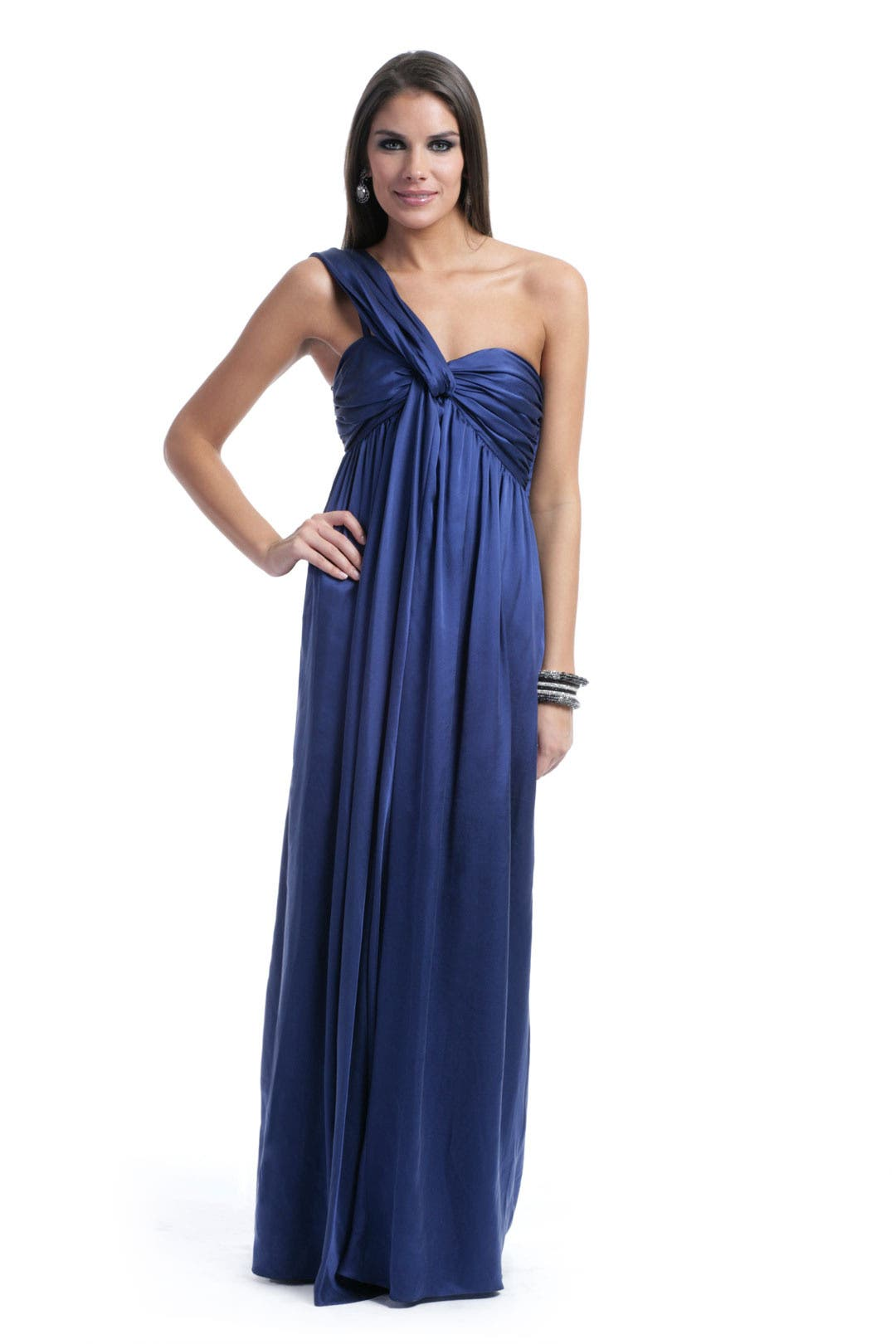 Draped Dreamboat Gown by Moschino Cheap And Chic