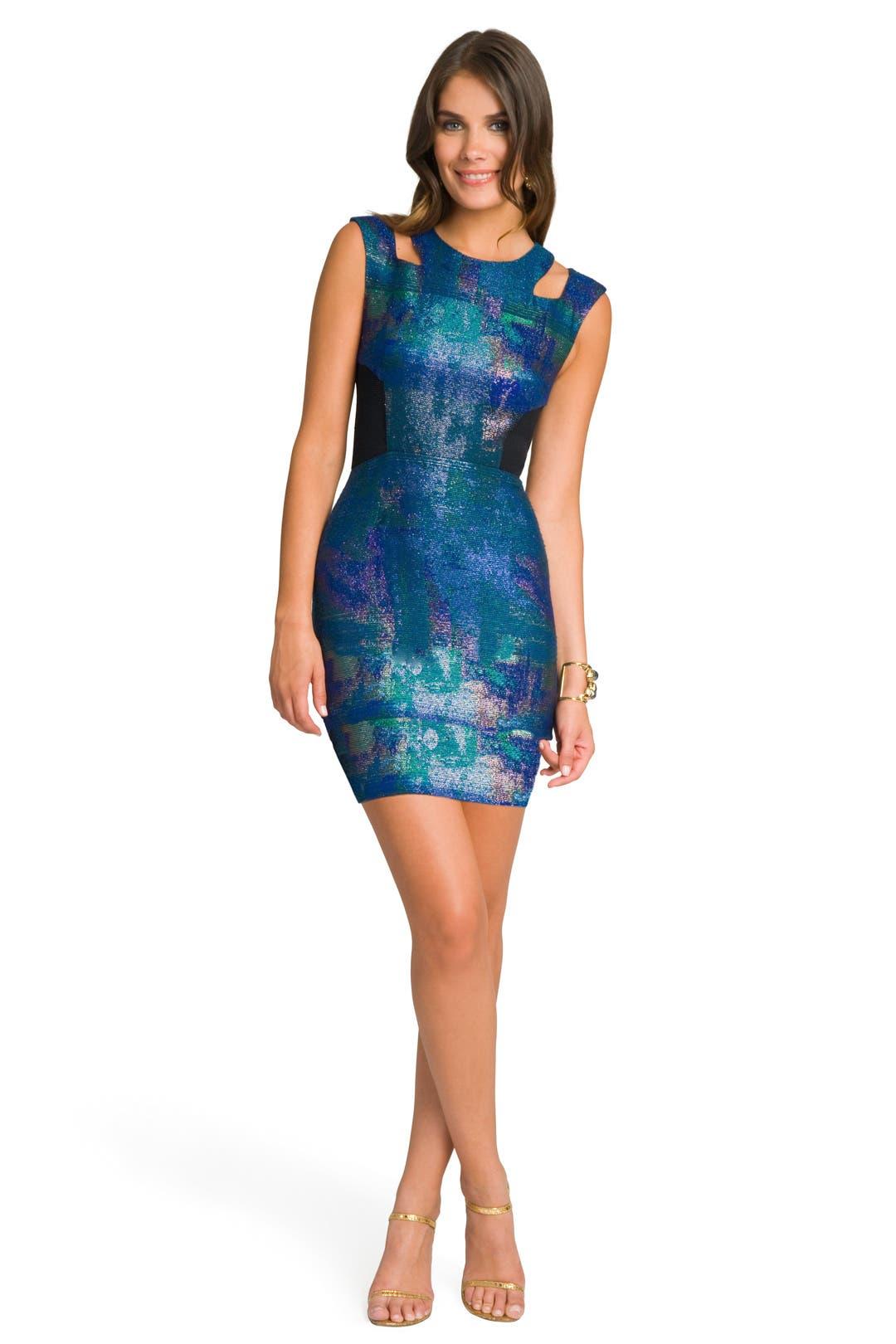 Kaleidoscope Cut Out Dress by Proenza Schouler