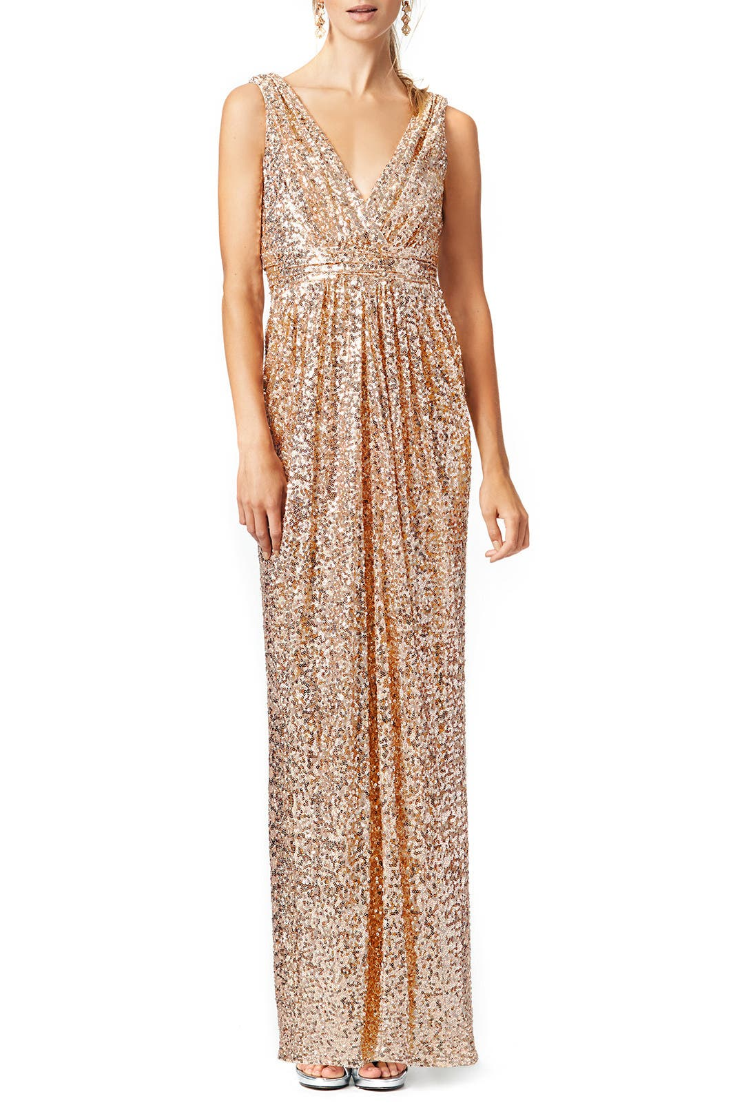 Glitz Gown by Badgley Mischka for $90 | Rent the Runway