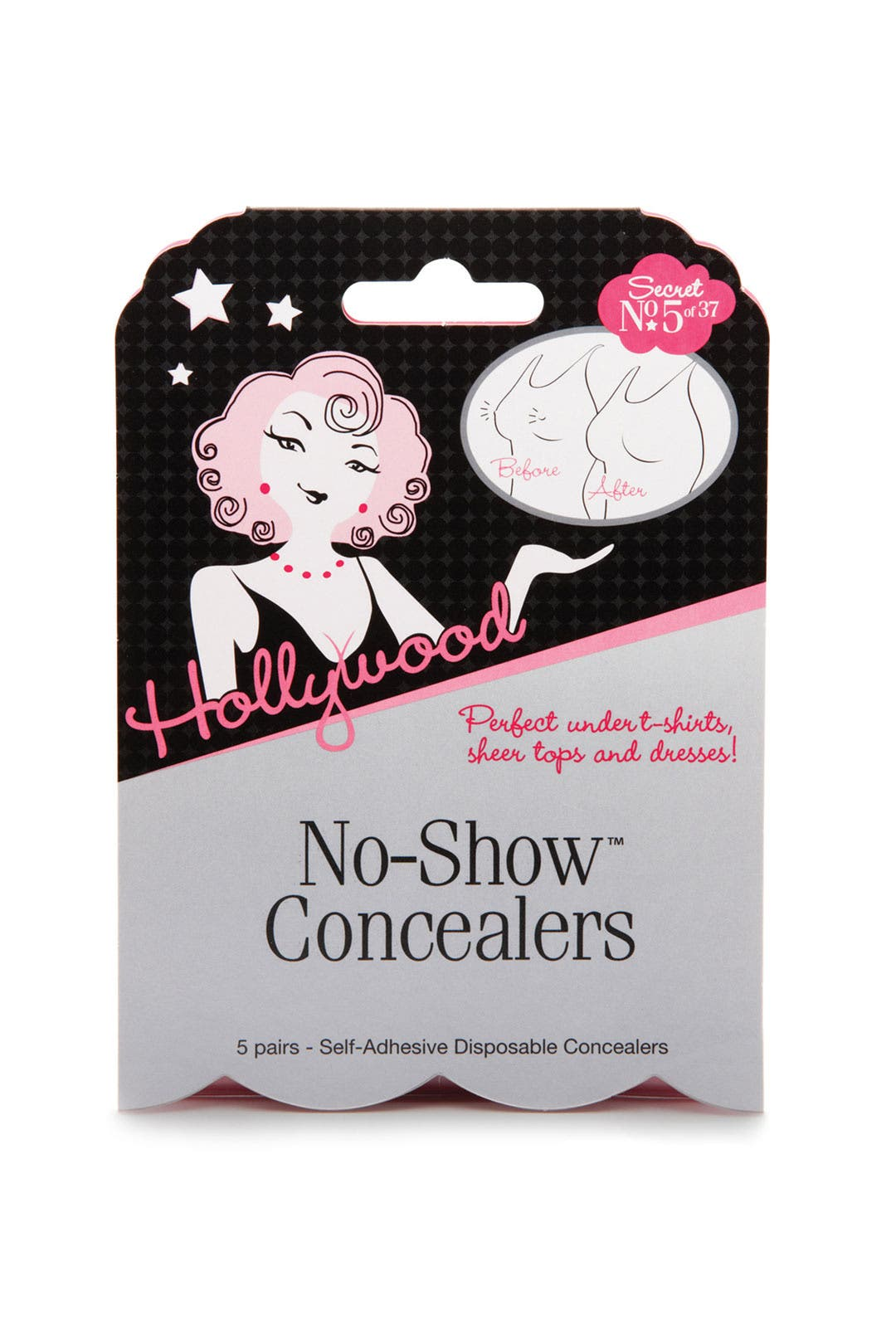 No-show Nipple Concealers by Hollywood Fashion Secrets