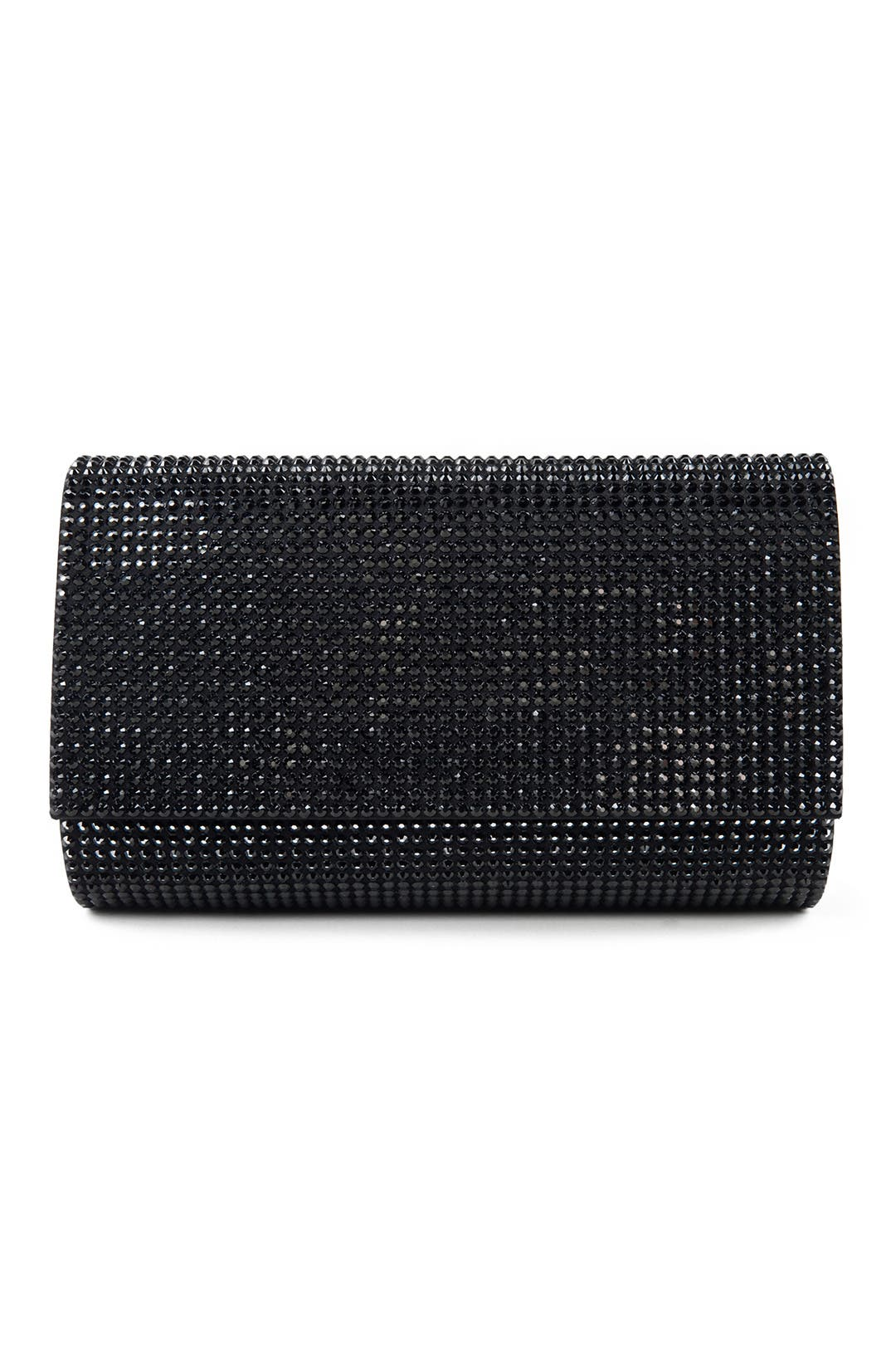 Black Magic Clutch by Judith Leiber