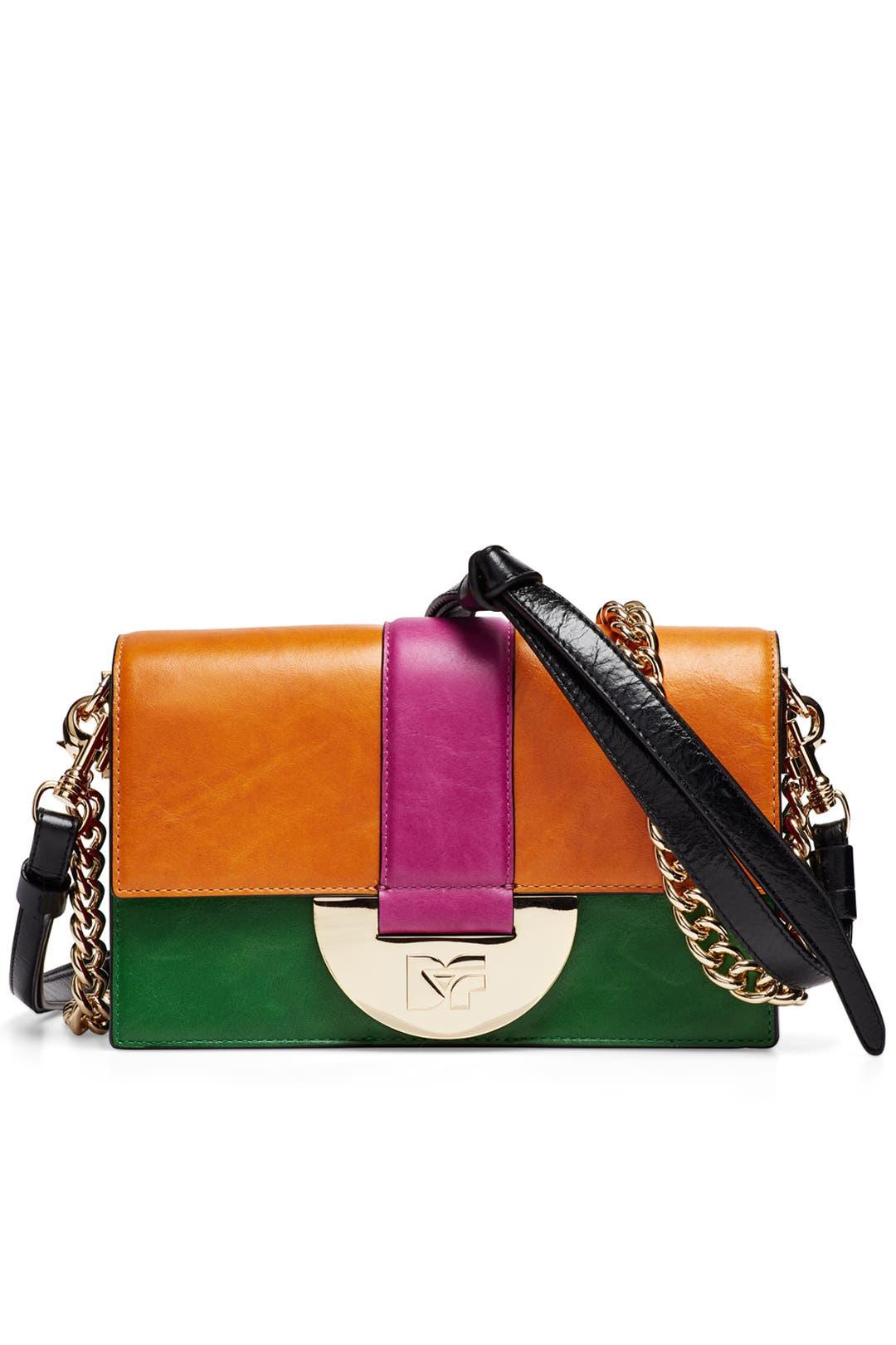 Bonne Journee Halfmoon Bag By Diane Von