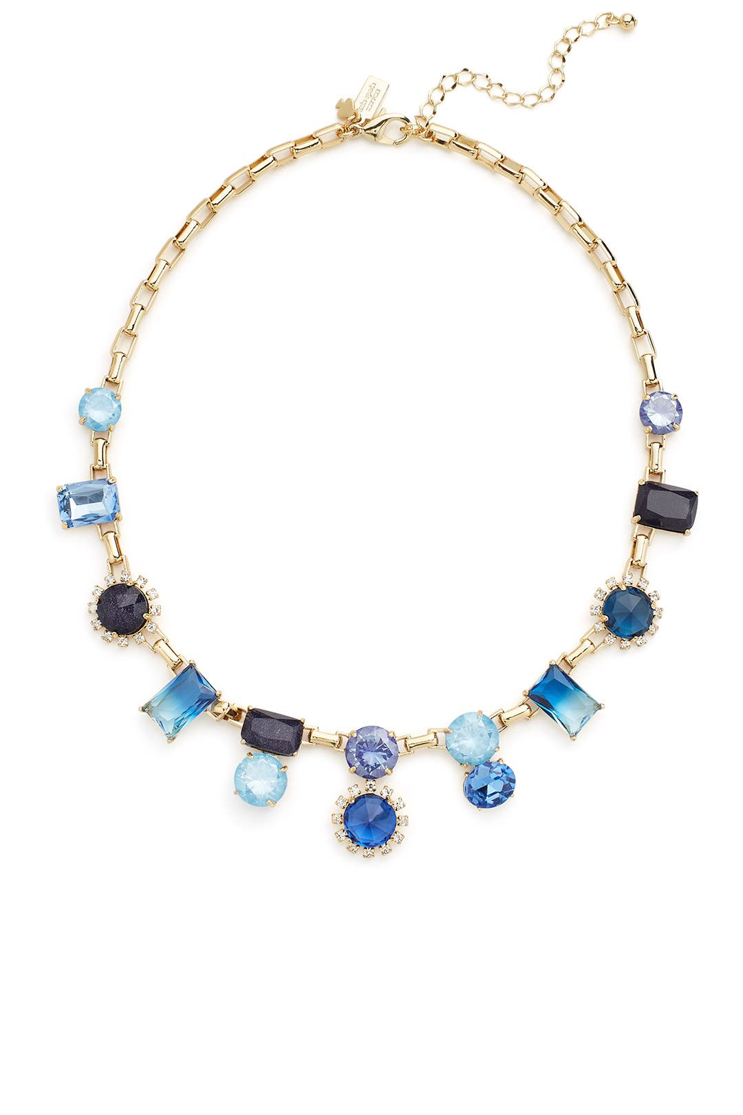 Blue Color Crush Necklace By Kate Spade New York Accessories For $20  Rent  The Runway