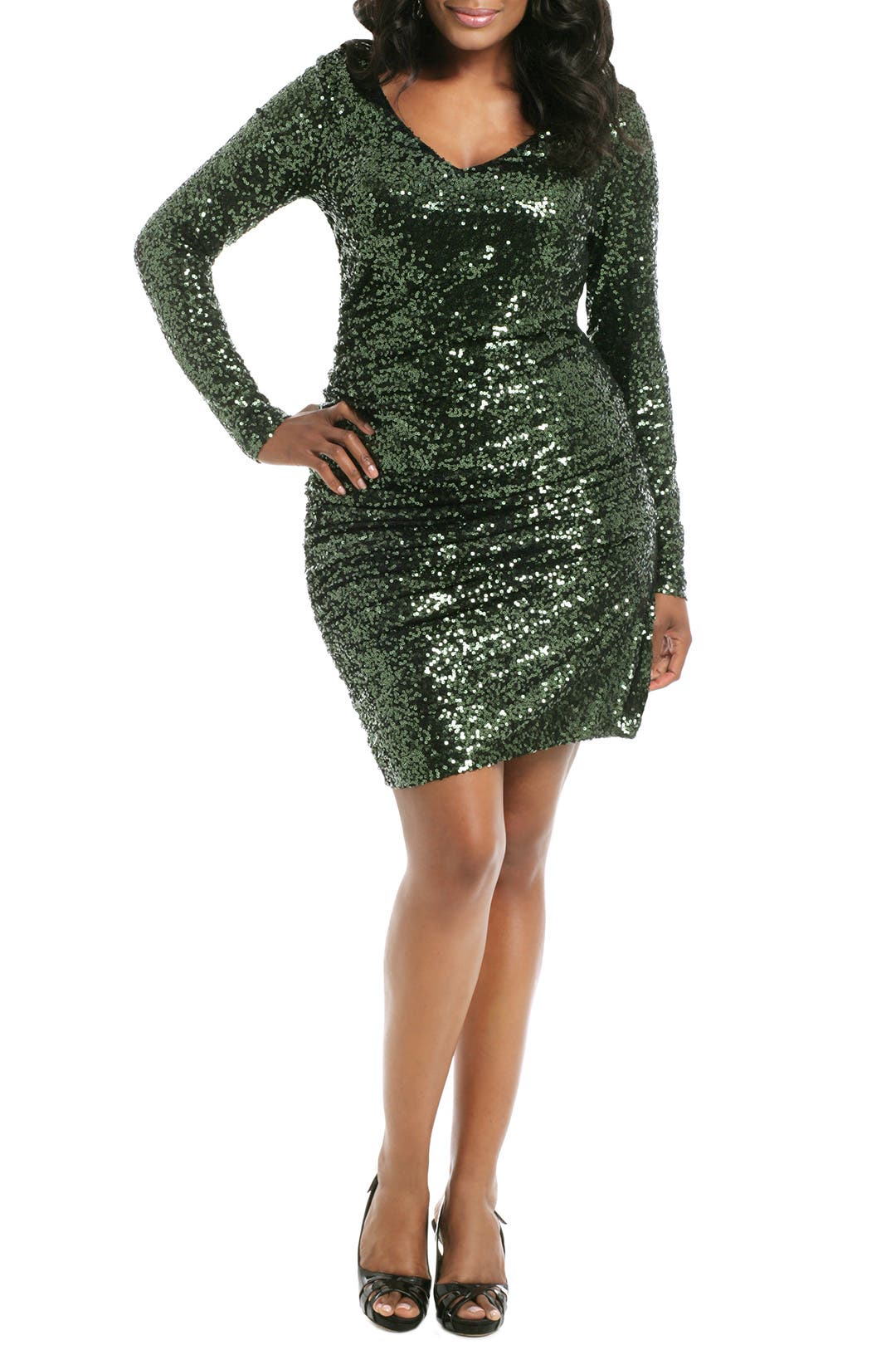 Get Lucky Dress by Badgley Mischka